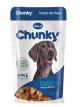 Chunky Pouch Delidog Trozos de Pavo 250 gr