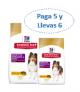 Hills Perro Adulto Sensitive Stomach and Skin 2 Kg Paga 5 lleva 6