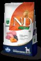 N&D Pumpkin Adult Medium Cordeiro 2.5 Kg