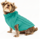 Saco Parker para Perros Aguamarina XL