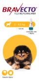 Bravecto Para Perro Spot on 2 - 4.5 Kg