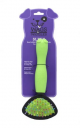 CEPILLO WAGS & WIGGLES GROOMING DOBLE PELO LARGO SMALL