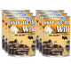 Six Pack Taste of The Wild Lata High Prairie 380 g