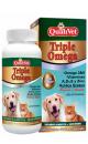 Triple Omega Suplemento Para Perros Y Gatos X 60 Tab.