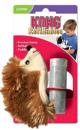 Kong Gato Peluche Rellenable Puercoespin Con Catnip