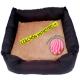 Cama sofa con colchon antiestres Gloopet talla XL gris