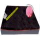 Colchón antiestres para mascota Gloopet talla S gris