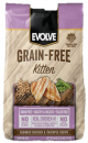 Evolve Grain Free Kitten Chicken and Rice 1.24 Kg