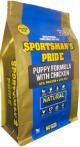 Sportsmans pride puppy formula with chicken