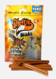 Sheltie Sticks Barras de Zanahoria 85 gr