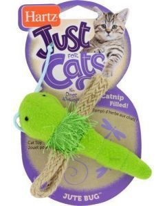 Hartz gato just for cats insectos