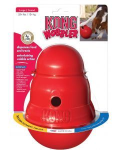 Portapasabocas Kong Wobbler Large - P80