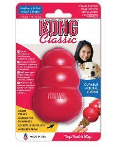 Kong Classic Medium Mordedero para Perros