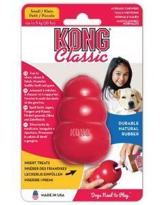 Juguetes para perro Kong caucho classic-Ciudaddemascotas.com