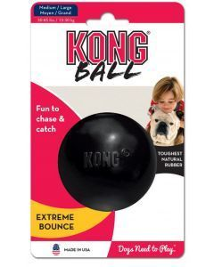 Juguetes para perro Pelota Kong caucho extreme- Ciudaddemascotas