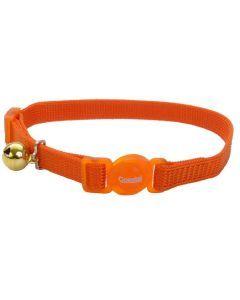 Coastal collar gato safe naranja - Ciudaddemascotas.com