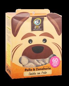 Galletas Apetit Muslitos Pollo y Zanahoria para Perro