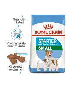 Comida perros Royal Canin Starter mamá/hijo-Ciudaddemascotas.com