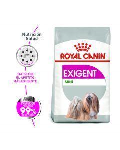 Comida para perro Royal Canin Mini Exigent-Ciudaddemascotas.com