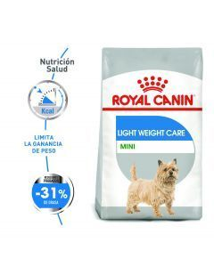 Comida perro Royal Canin Mini Light Weight Care-Ciudaddemascotas