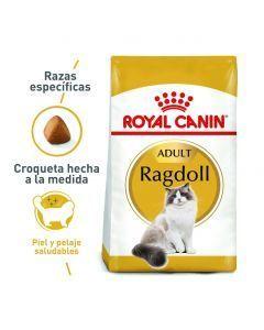 Comida para gatos Royal Canin Ragdoll 3,2kg - Ciudaddemascotas