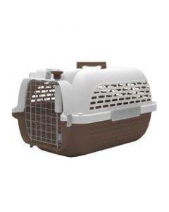 Guacal Hagen Café Talla L Para Perros y Gatos - ciudaddemascotas.com