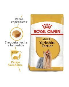 Comida Royal Canin Breed Nutrition Yorkshire-Ciudaddemascotas.com