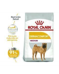 Comida para perro Royal Canin Dermacomfort medium-Ciudaddemascotas