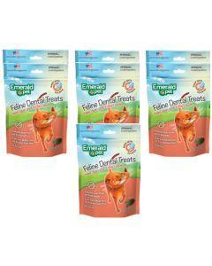 Esmerald Pet Snack Para Gatos Dental Salmon-Ciudaddemascotas.com