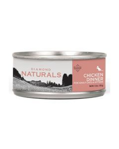 Diamond Naturals Chicken Dinner Lata - Ciudaddemascotas.com
