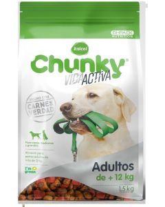 Chunky adultos vida activa