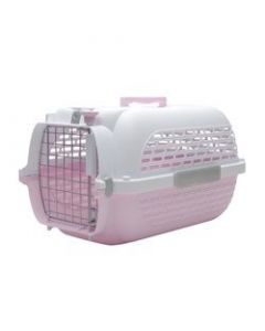 Guacal Hagen Rosado Talla M Para Perros y Gatos - ciudaddemascotas.com