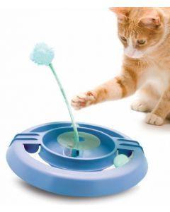 Petstages gato gimnasio wobble track - Ciudaddemascotas.com