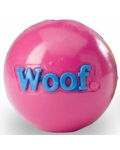 Planet dog pelota woof fucsia