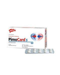 Holliday Pimocard 5 Mg 20 Comp - Ciudaddemascotas.com