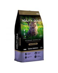 Comida para Gato Agility Gold Esterilizados-Ciudaddemascotas.com