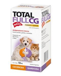 Total Full CG Suspensión para Mascotas x 150 ml