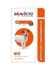 Bravecto Para Perros 4.5 - 10 KG