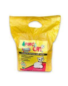 PINO CAT - Arena de Fibras de Pino para Gato - 1 kilo - Ciudaddemascotas.com