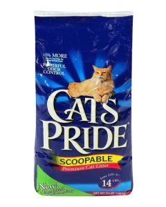 Cats Pride Premium Cat Litter Scoopable
