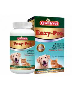 Enzy-Pro Suplemento Para Perros y Gatos-Ciudaddemascotas.com