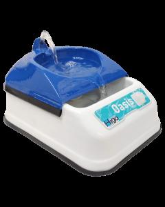 Bebedero Con Sensor de Movimiento Oasis Mini Azul