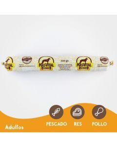 MasVital Adultos Mix Barra por 700 gr - Ciudaddemascotas.com