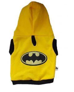 Ropa para perro Super Buso Batman Talla M-Ciudaddemascotas.com