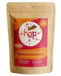 Hop Mix Probióticos para Perros Frutas x 120 gr