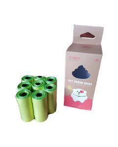 Bolsitas Biodegradables x 120 unidades - Ciudaddemascotas.com