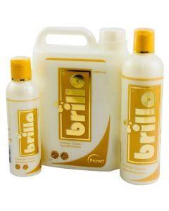 Shampoo para mascotas Brillo x2 litros - Ciudaddemascotas