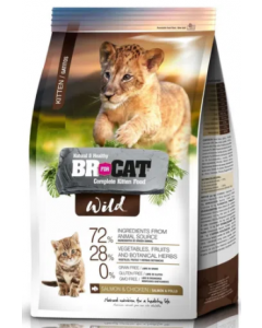 Br For Cat Wild Kitten 1 kg