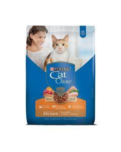 Comida Purina Cat Chow Delimix para Gatos - Ciudaddemascotas.com