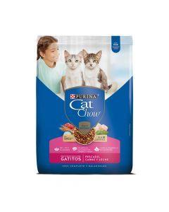 Comida Cat Chow para Gatitos de 8 Kg - Ciudaddemascotas.com